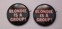 Blondie Is A Group!